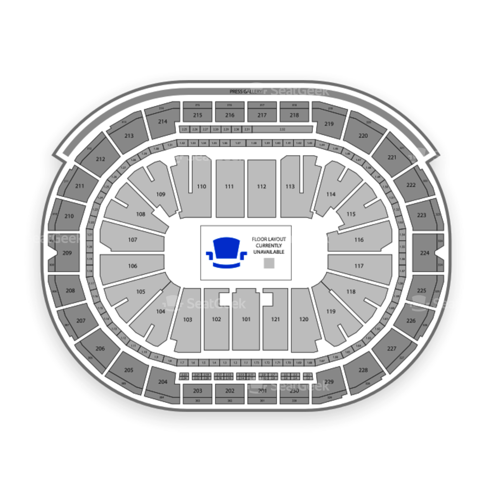Centre Videotron Seating Chart Concert