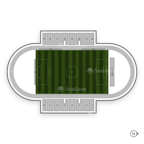 Taft Stadium Seating Chart Concert