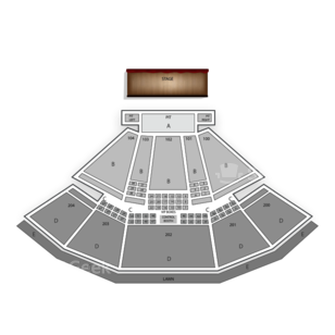 Susquehanna Bank Center Seating Chart Comedy