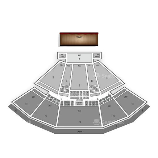 Susquehanna Bank Center Seating Chart