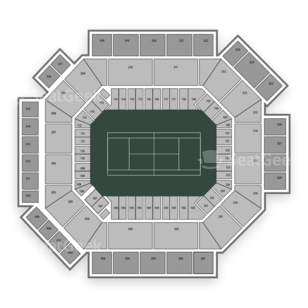 Volvo Cars Stadium Seating Chart Tennis