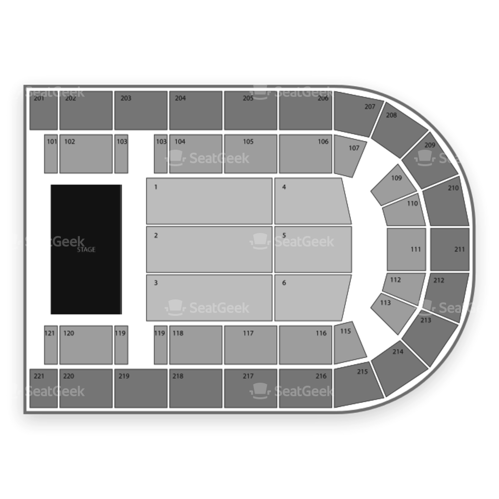 Colorado State Fair Seating Chart Concert