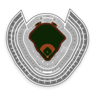 New York Yankees Seating Chart