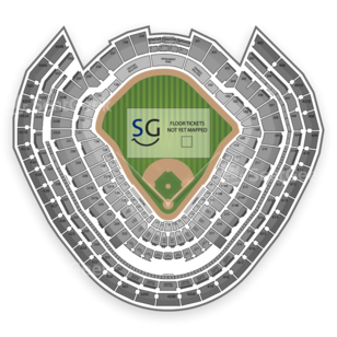 Yankee Stadium Seating Chart Literary