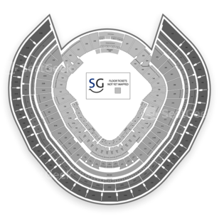 Yankee Stadium Seating Chart Concert