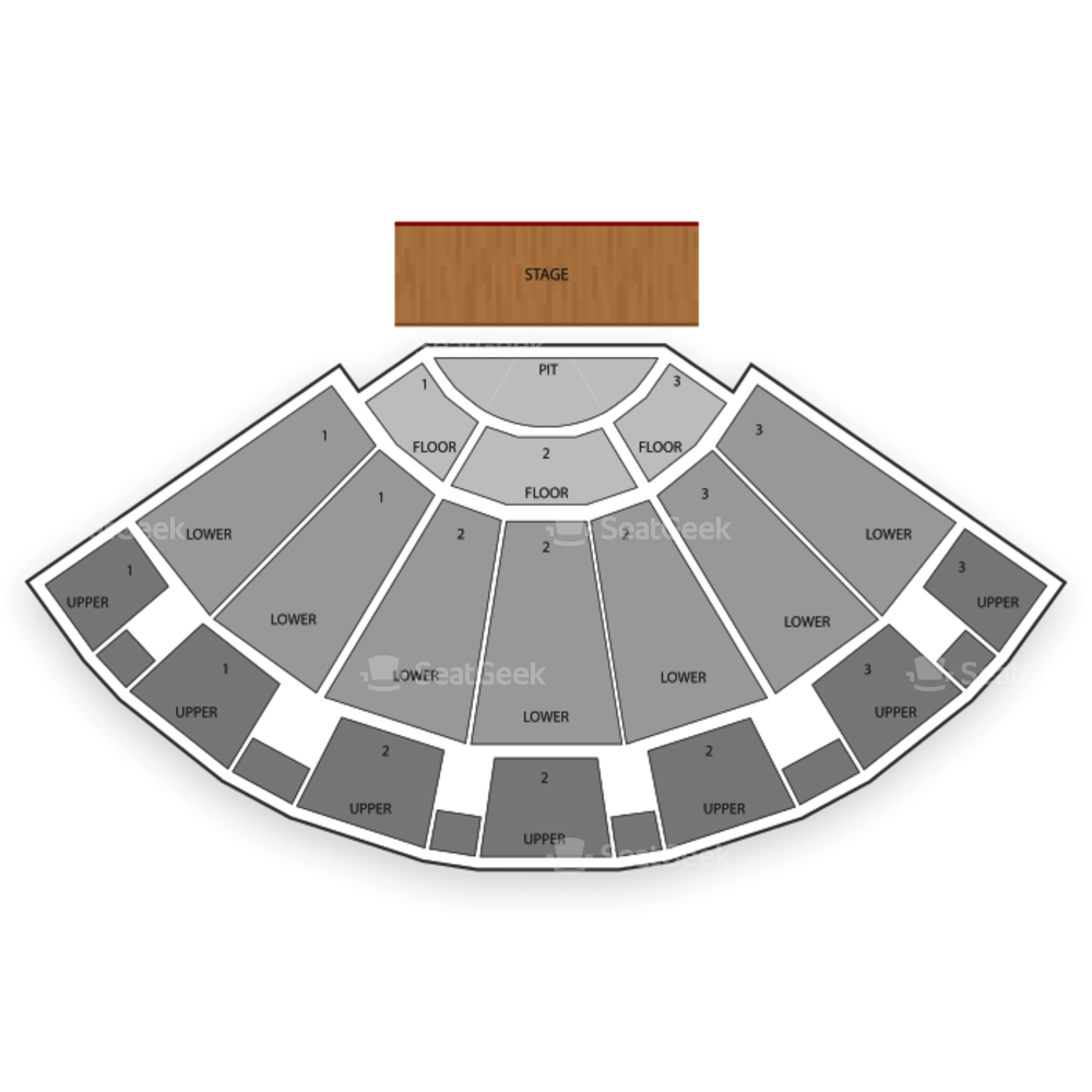 Bellco Theatre Seating Chart Dance Performance Tour