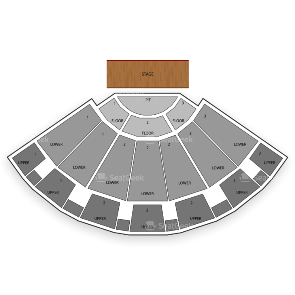 bellco theatre seating chart interactive seat map seatgeek bellco theatre seating chart theater
