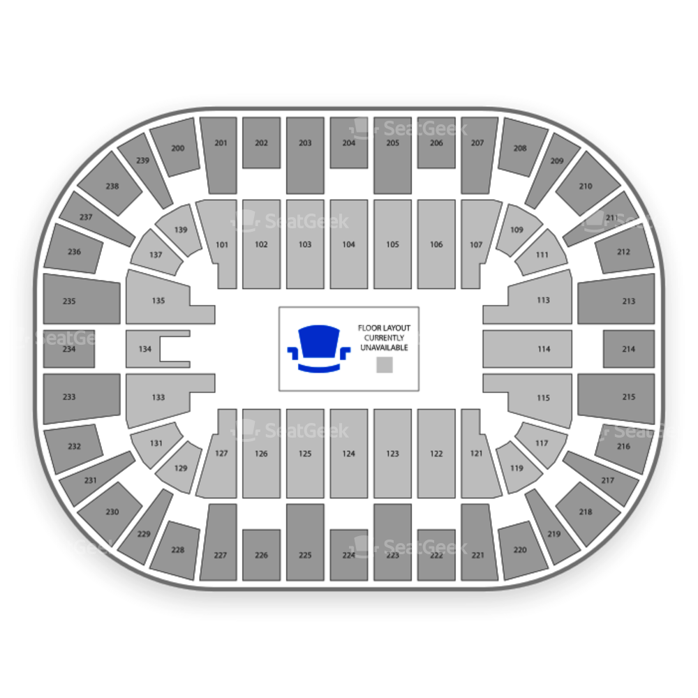 Wolstein Center Seating Chart Sports