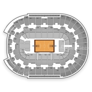 Providence Friars Basketball Seating Chart