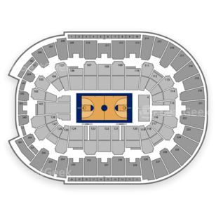 Dunkin' Donuts Center Seating Chart NCAA Basketball