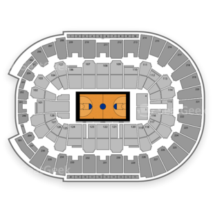 Dunkin' Donuts Center Seating Chart Family