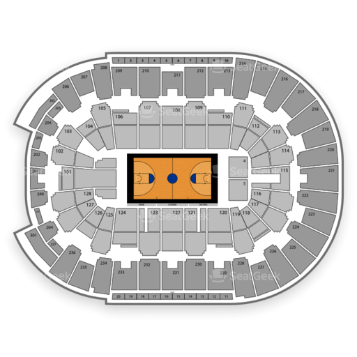 Dunkin Donuts Center Seating Chart Map Seatgeek