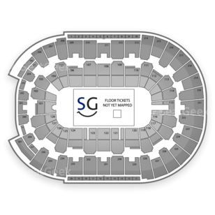 Dunkin Donuts Center Seating Chart Wwe