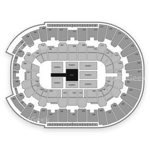 Dunkin' Donuts Center Seating Chart Wrestling