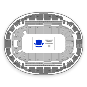 Verizon Wireless Arena Seating Chart Classical