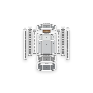 Schermerhorn Symphony Center Seating Chart Comedy