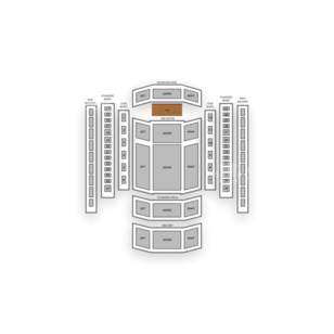 Schermerhorn Symphony Center Seating Chart Theater