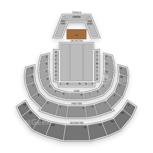 Davies Symphony Hall Seating Chart Comedy
