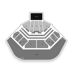 Hollywood Casino Amphitheatre Seating Chart Parking