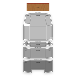 Berklee Performance Center Seating Chart Concert