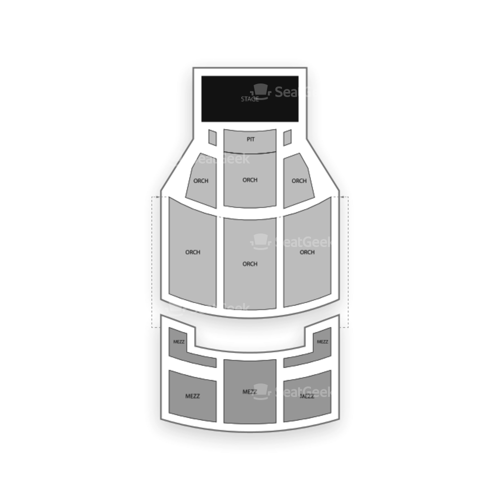 The Fillmore Miami Beach Seating Chart Concert
