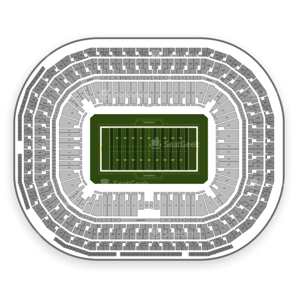 The Big Game Seating Chart