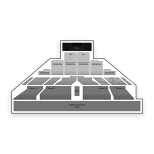 Pennysaver Amphitheater Seating Chart Concert