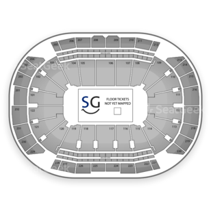 Sprint Center Seating Chart Wwe