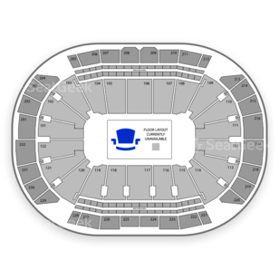 Sprint Center Seating Chart Olympic Sports