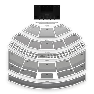 Riverbend Music Center Seating Chart Family