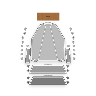 Centennial Concert Hall Seating Chart Dance Performance Tour