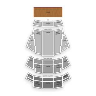 Northern Alberta Jubilee Auditorium Seating Chart Dance Performance Tour
