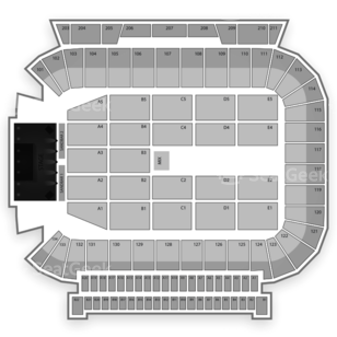 Toyota Park Seating Chart Concert
