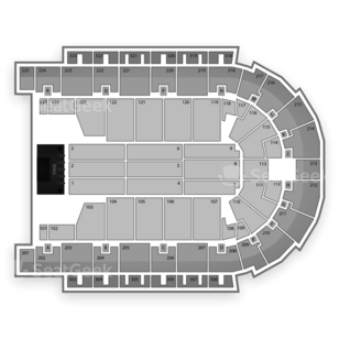 Boardwalk Hall Seating Chart Concert
