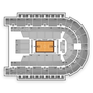Philadelphia 76ers Seating Chart