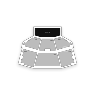 Borgata Event Center Seating Chart Theater