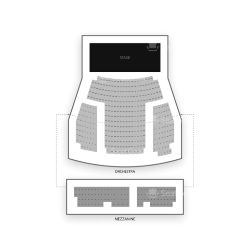 New World Stages Stage 1 Seating Chart Seatgeek