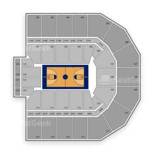 John Paul Jones Arena Seating Chart Family