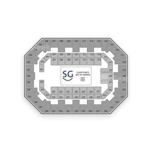 La Crosse Center Seating Chart Broadway Tickets National