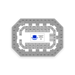La Crosse Center Seating Chart Concert