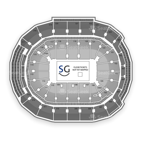 Air Canada Centre seating chart Stars On Ice