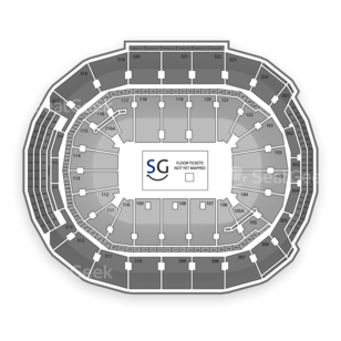 Air Canada Centre Seating Chart Theater