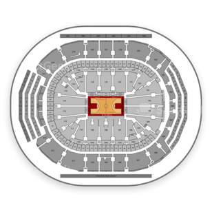 Raptors 905 Seating Chart