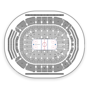 Toronto Maple Leafs Seating Chart