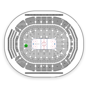 Toronto Maple Leafs at Scotiabank Arena Section 113 View
