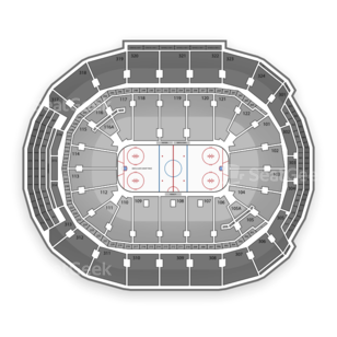 Air Canada Centre Seating Chart Hockey