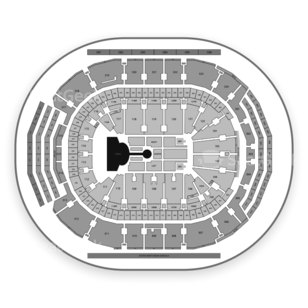 Scotiabank Arena Seating Chart Broadway Tickets National