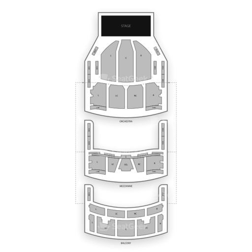 Broward Center For The Performing Arts Seating Chart Seatgeek