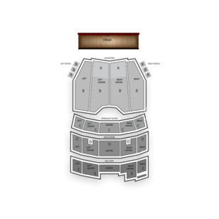 Majestic Theatre San Antonio Seating Chart Dance Performance Tour