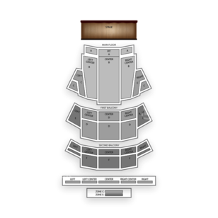 Southern Alberta Jubilee Auditorium Seating Chart Dance Performance Tour